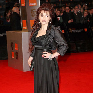Helena Bonham Carter in 2011 Orange British Academy Film Awards (BAFTAs) - Arrivals - wenn3205804
