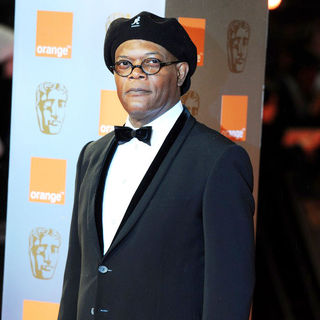Samuel L. Jackson in 2011 Orange British Academy Film Awards (BAFTAs) - Arrivals