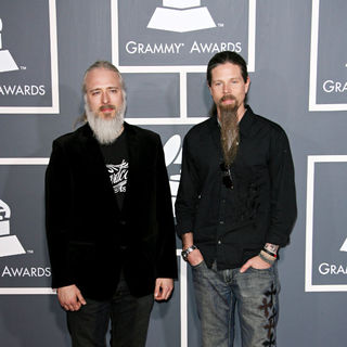 Lamb of God in The 53rd Annual GRAMMY Awards - Red Carpet Arrivals