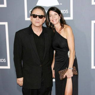 Jimmie Vaughan in The 53rd Annual GRAMMY Awards - Red Carpet Arrivals