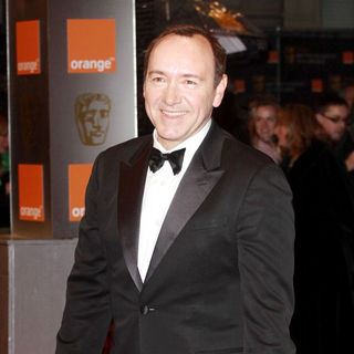 Kevin Spacey in 2011 Orange British Academy Film Awards (BAFTAs) - Arrivals