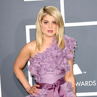 Kelly Osbourne in The 53rd Annual GRAMMY Awards - Red Carpet Arrivals