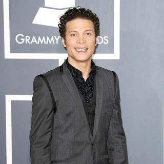 Justin Guarini in The 53rd Annual GRAMMY Awards - Red Carpet Arrivals
