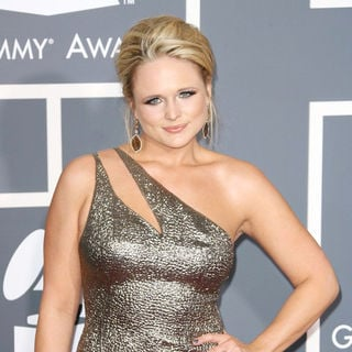 Miranda Lambert in The 53rd Annual GRAMMY Awards - Red Carpet Arrivals