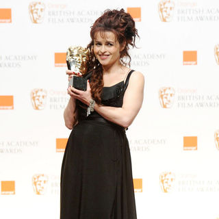 Helena Bonham Carter in 2011 Orange British Academy Film Awards (BAFTAs) - Press Room