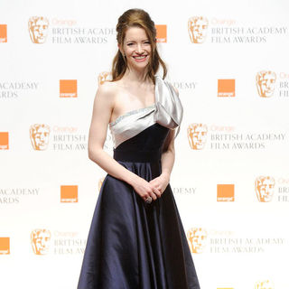 2011 Orange British Academy Film Awards (BAFTAs) - Press Room