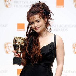 Helena Bonham Carter in 2011 Orange British Academy Film Awards (BAFTAs) - Press Room - wenn3206311