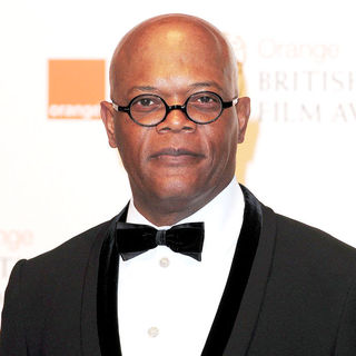 Samuel L. Jackson in 2011 Orange British Academy Film Awards (BAFTAs) - Press Room
