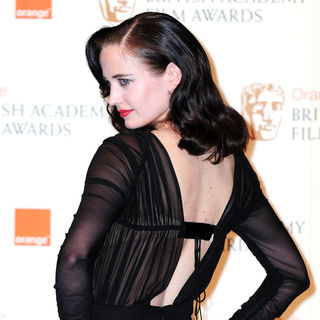 Eva Green in 2011 Orange British Academy Film Awards (BAFTAs) - Press Room