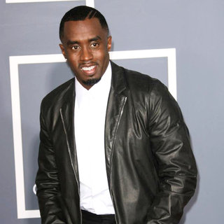 P. Diddy in The 53rd Annual GRAMMY Awards - Red Carpet Arrivals