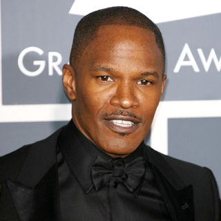 Jamie Foxx in The 53rd Annual GRAMMY Awards - Red Carpet Arrivals