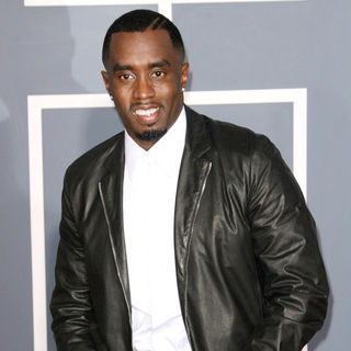 P. Diddy - The 53rd Annual GRAMMY Awards - Red Carpet Arrivals