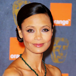 Thandie Newton in 2011 Orange British Academy Film Awards (BAFTAs) - Arrivals