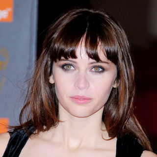 Felicity Jones in 2011 Orange British Academy Film Awards (BAFTAs) - Arrivals
