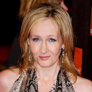 J.K. Rowling in 2011 Orange British Academy Film Awards (BAFTAs) - Arrivals