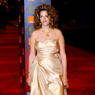 Tracey Emin in 2011 Orange British Academy Film Awards (BAFTAs) - Arrivals