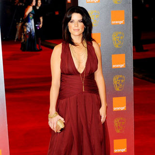 Neve Campbell in 2011 Orange British Academy Film Awards (BAFTAs) - Arrivals