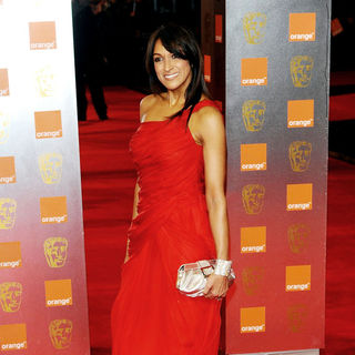 Jackie St Clair in 2011 Orange British Academy Film Awards (BAFTAs) - Arrivals