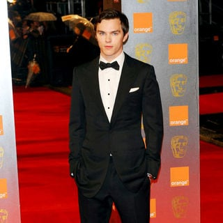 Nicholas Hoult in 2011 Orange British Academy Film Awards (BAFTAs) - Arrivals