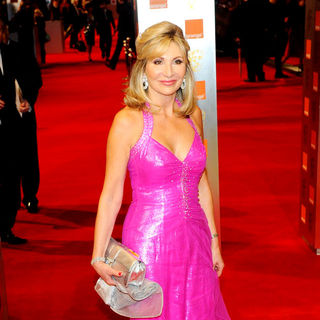 Karen Phillips in 2011 Orange British Academy Film Awards (BAFTAs) - Arrivals