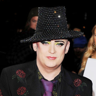 Boy George - ELLE Style Awards 2011 - Arrivals