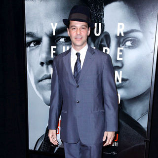 David Alan Basche in New York Premiere of 'The Adjustment Bureau'