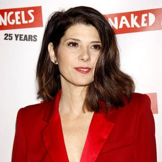 Marisa Tomei in Naked Angels 25th Anniversary Gala