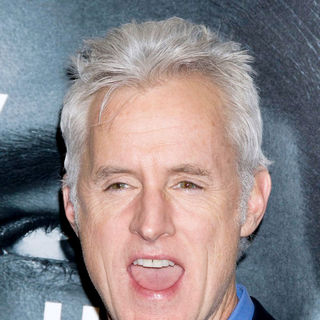 John Slattery in New York Premiere of 'The Adjustment Bureau'