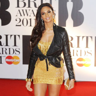 Alesha Dixon in The BRIT Awards 2011 - Arrivals