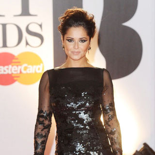 Cheryl Cole in The BRIT Awards 2011 - Arrivals