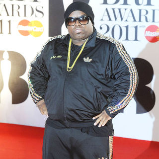 Cee-Lo in The BRIT Awards 2011 - Arrivals
