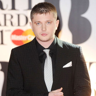 Plan B in The BRIT Awards 2011 - Arrivals