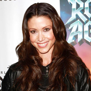 Shannon Elizabeth - Broadway Sensation 'Rock of Ages' Celebrates Its Los Angeles Homecoming