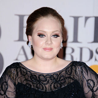 Adele in The BRIT Awards 2011 - Arrivals