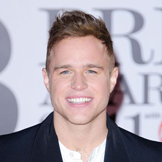 Olly Murs in The BRIT Awards 2011 - Arrivals