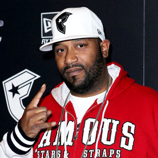 Bun B in XS Nightclub Kicks Off Magic with Famous Stars and Straps Party - wenn3211936