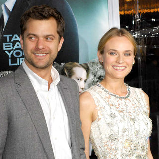 Joshua Jackson, Diane Kruger in The Los Angeles Premiere of 'Unknown' - Arrivals