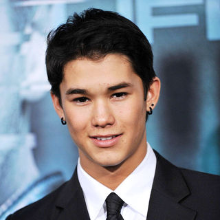 BooBoo Stewart in The Los Angeles Premiere of 'Unknown' - Arrivals