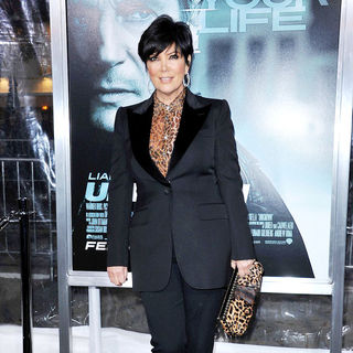 Kris Jenner in The Los Angeles Premiere of 'Unknown' - Arrivals