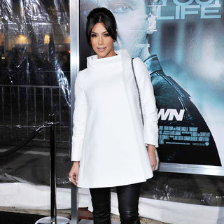 Kim Kardashian in The Los Angeles Premiere of 'Unknown' - Arrivals