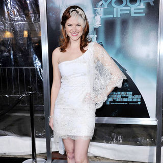 Sarah Drew in The Los Angeles Premiere of 'Unknown' - Arrivals