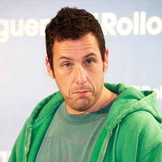 Adam Sandler in 'Just Go with It' (Sigueme el rollo) Photocall