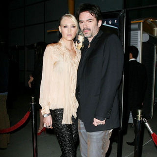 "Pollyanna Rose, Billy Burke in Los Angeles Screening of ""Drive Angry"""