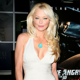 "Charlotte Ross in Los Angeles Screening of ""Drive Angry"""