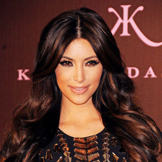 Kim Kardashian - Kim Kardashian Launches Her New Self-Titled Perfume