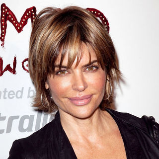 Lisa Rinna in Donna Karan and Russell James Host Nomad Two Worlds Opening Gala - Arrivals
