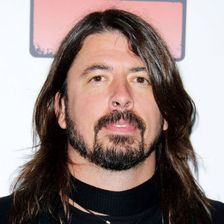 Dave Grohl in Shockwaves NME Awards 2011 - Arrivals