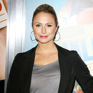 "Stacy Keibler in Los Angeles Premiere of Warner Bros. Pictures' ""Hall Pass"""
