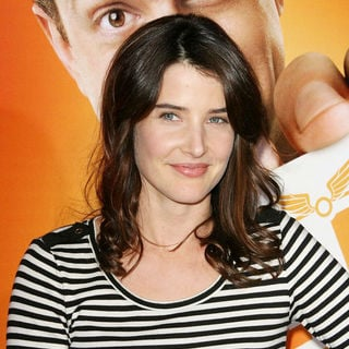 "Cobie Smulders in Los Angeles Premiere of Warner Bros. Pictures' ""Hall Pass"""