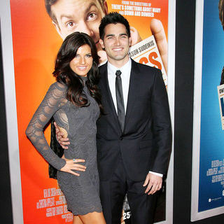 "Rachel Smith, Tyler Hoechlin in Los Angeles Premiere of Warner Bros. Pictures' ""Hall Pass"""